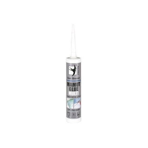 Lepidlo Mamut glue  290ml MULTI bílý